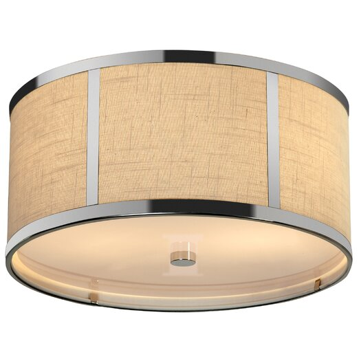 Trend Lighting Corp. Butler Medium Flush Mount