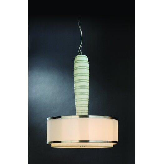 Trend Lighting Corp. Prestige Lux 3 Light Drum Pendant