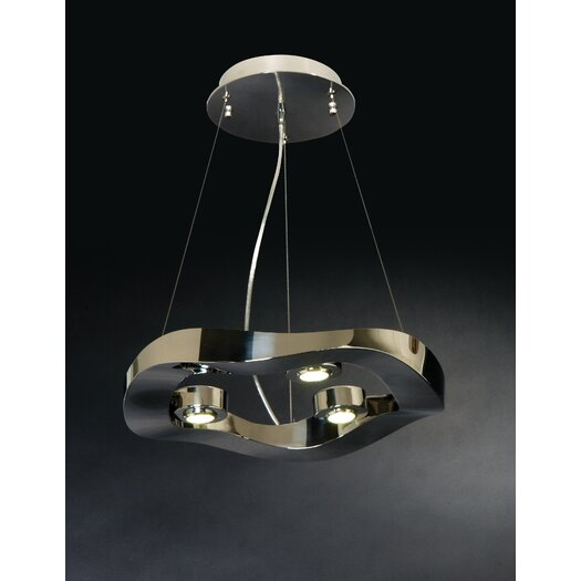 Trend Lighting Corp. Halo 3 Light Small Pendant