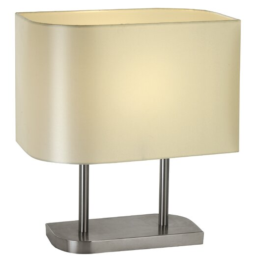 """Trend Lighting Corp. Shift 17"""" H Table Lamp with Rectangle Shade"""
