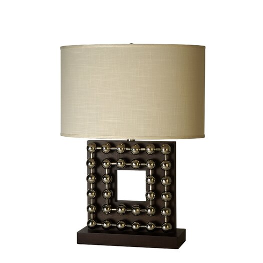 "Trend Lighting Corp. Preston 27"" H Table Lamp with Drum Shade"