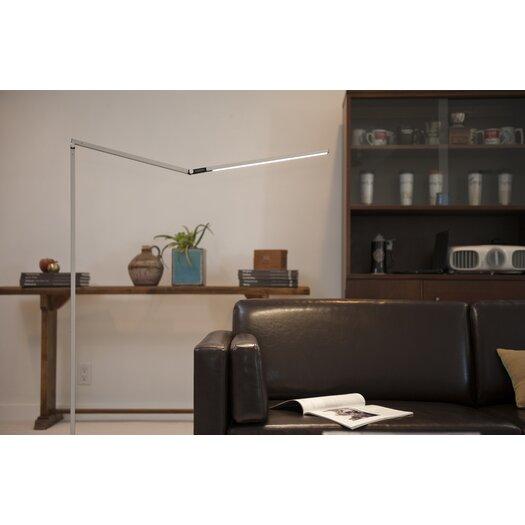 Koncept Technologies Inc Z-Bar LED Floor Lamp