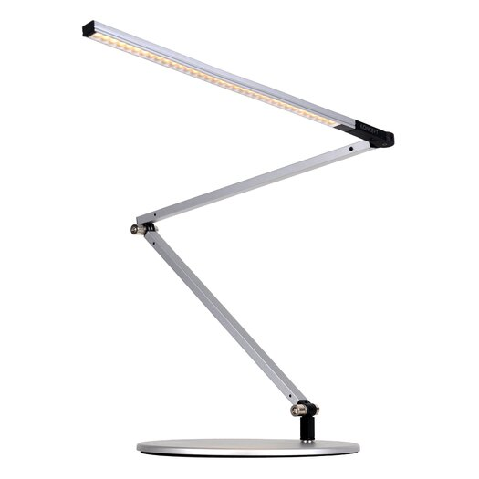 "Koncept Technologies Inc Z-Bar Slim LED 14.3"" H Table Lamp"