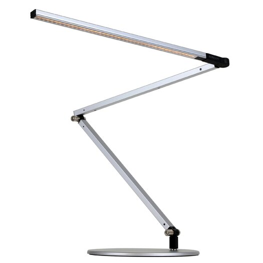 "Koncept Technologies Inc Z-Bar LED 16.42"" H Table Lamp"