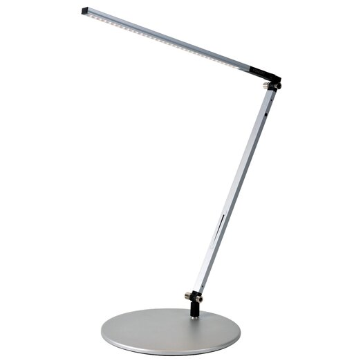 "Koncept Technologies Inc Z-Bar Solo LED 18"" H Table Lamp"