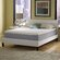 "Eco-Lux 12"" Jasmine Memory Foam Mattress"