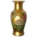 Oriental Furniture Fishtail Vase