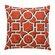 DwellStudio Vreeland Persimmon Pillow
