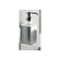 Toscanaluce by Nameeks Wall Mounted Rectangular Liquid Soap Dispenser