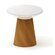 "Steelcase Turnstone Campfire 24.6"" Round Paper Table"