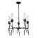 Lite Source Espiral 5 Light Chandelier