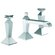 Fima by Nameeks Mp1 Widespread Bathroom Sink Faucet with Double Cross Handles