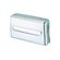 Geesa by Nameeks Standard Hotel Surface Mount Tissue Box Holder in Chrome