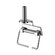 Geesa by Nameeks Standard Hotel Toilet Paper Holder in Chrome