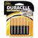 Duracell Coppertop Alkaline Batteries, AAA, 12/pack