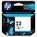 HP C9352An (22) Ink Cartridge, 165 Page-Yield