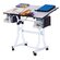 Martin Universal Design Weber Creation Station Melamine Deluxe Drafting Table
