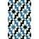 nuLOOM Serendipity Blue Metro Ikat Area Rug
