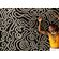 Gandia Blasco Hand Tufted Etnia Black/White Striped Area Rug