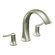 Moen Fina Two Handle High Arc Roman Tub Faucet