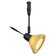 LBL Lighting Vent 1 Light Head Cone-shaped Shade