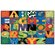 Carpets for Kids Printed Hide n'Seek ABC Kids Rug