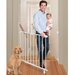 <strong>Slide and Lock Top of Stairs Metal Gate</strong> by Summer Infant
