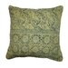 <strong>Bright and Fresh Art Rug Block Printed Pillow</strong> by Jiti
