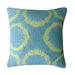 Jiti Tie Dye Ring Pillow