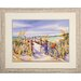 <strong>Unwind I Framed Painting Print</strong> by Propac Images