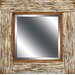 <strong>Rustic Timber Mirror</strong> by Propac Images