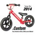 "<strong>Boy's 12"" Sport No-Pedal Honda Balance Bike</strong> by Strider Sports"