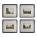 <strong>Sterling Industries</strong> Hudson River 4 Piece Framed Painting Print Set