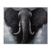 <strong>Sterling Industries</strong> African Elephant Oversized Oil Painting Print on Canvas