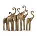 Sterling Industries Papillion Elephant Herd