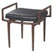 <strong>Sterling Industries</strong> Blackinton Mid Century Ottoman