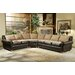 <strong>Vallarta Dreams Leather Sectional</strong> by Omnia Furniture