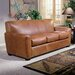 <strong>Jackson Leather Sofa</strong> by Omnia Furniture