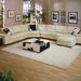<strong>Mercedes Leather Sectional</strong> by Omnia Furniture