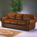 <strong>Omnia Furniture</strong> Winchester Marquee Leather Convertible Sofa
