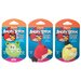 Assorted Angry Birds Catnip Heads Cat Toy