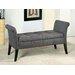 Hokku Designs Revionna Upholstered Storage Bedroom Bench