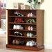 <strong>Revianne 5-Shelf Open Shoe Rack</strong> by Hokku Designs