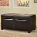<strong>Darlenia Upholstered Storage Entryway Bench</strong> by Hokku Designs