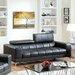 Hokku Designs Derrikke Plush Sofa