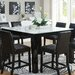 <strong>Elsador Counter Height Dining Table</strong> by Hokku Designs