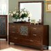 <strong>Enitial Lab</strong> Savannah 6 Drawer Dresser