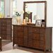 <strong>Hokku Designs</strong> Tora 6 Drawer Dresser