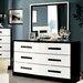 Verzaci 6 Drawer Dresser by Hokku Designs