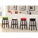 "<strong>Enitial Lab</strong> Trixie 29"" Swivel Bar Stool (Set of 2)"